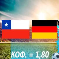 Чили — Германия